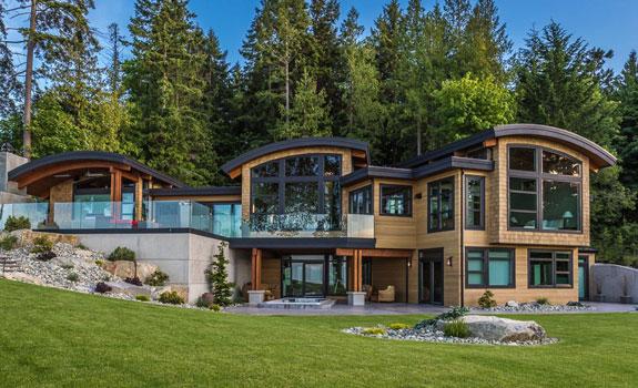 Stunning house design vancouver island adorable home for Best house design vancouver