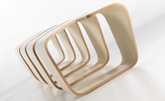 Contemporary DNA Bench