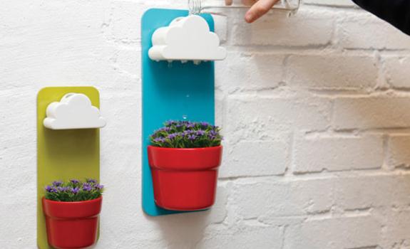 Creative Rainy Pots