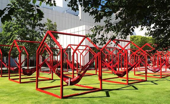 Interactive Design Installation