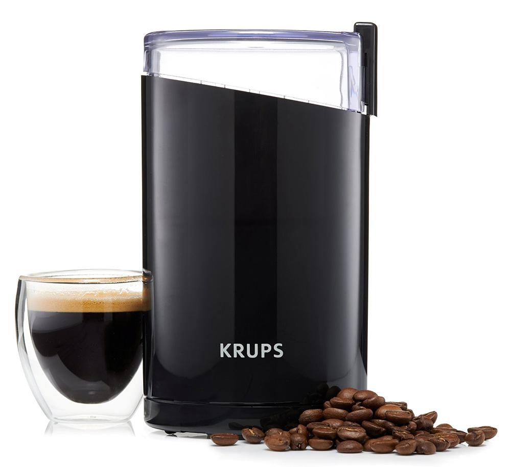 KRUPS F203 Coffee Grinder function