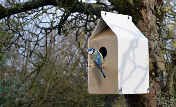 Sustainable Birdhouse