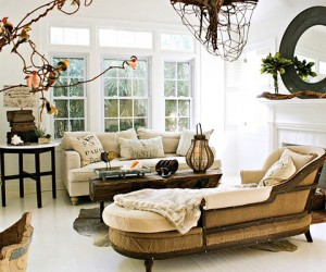Wonderful cottage renovation creates an all-white dream