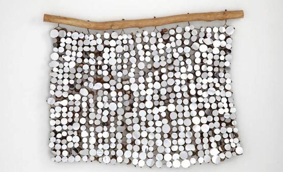Stunning installation art