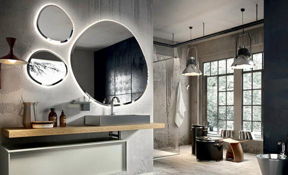 Bathroom vanities from Edoné