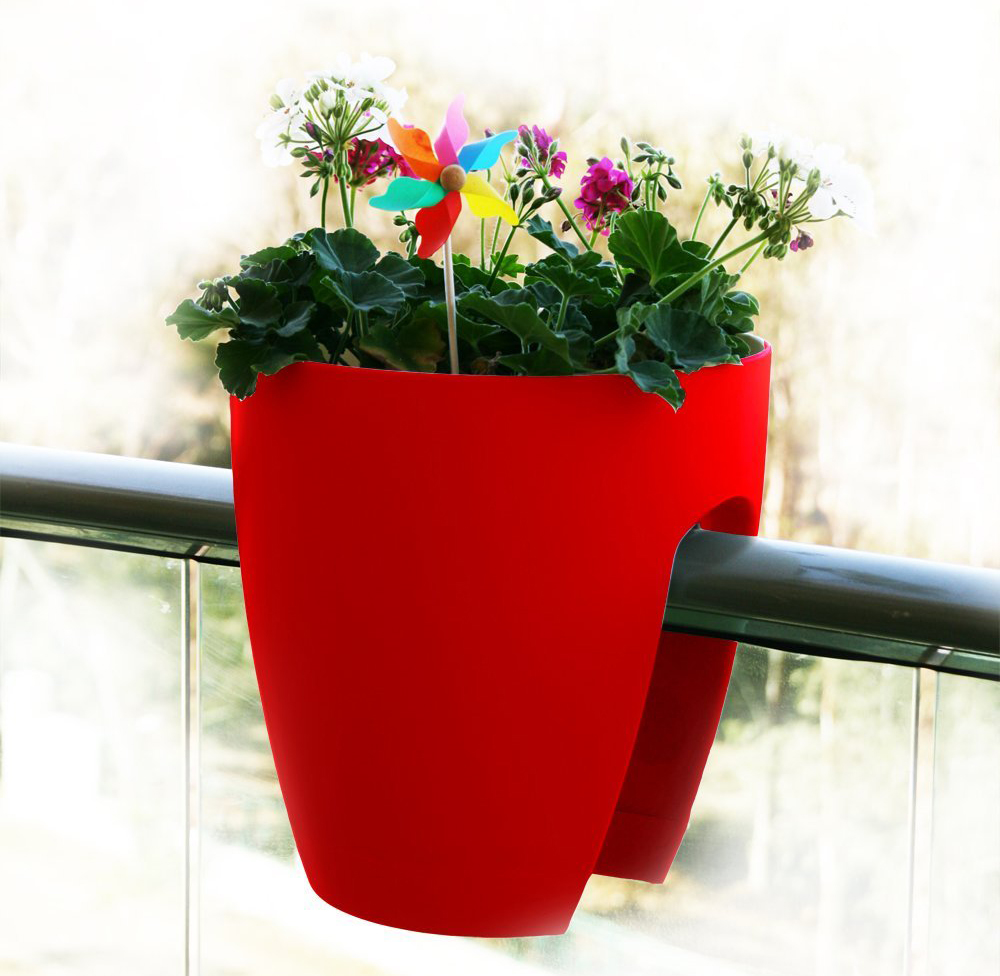Innovative Railing Planter