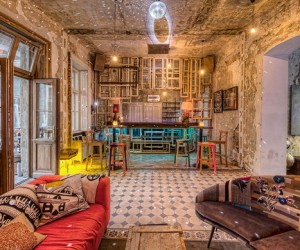 Vintage hotel steeped in history and style: Brody House, Budapest