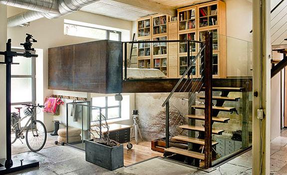 Amazing Warehouse Conversion Adorable Home