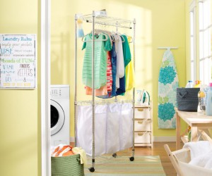 10 laundry room designs [get the look]