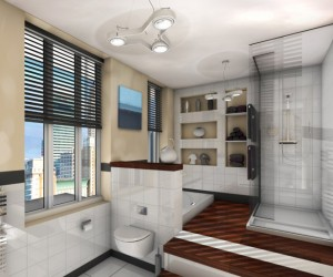 How to add a luxury touch to your bathroom