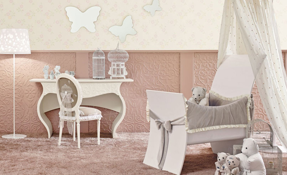 Luxury Nursery Design