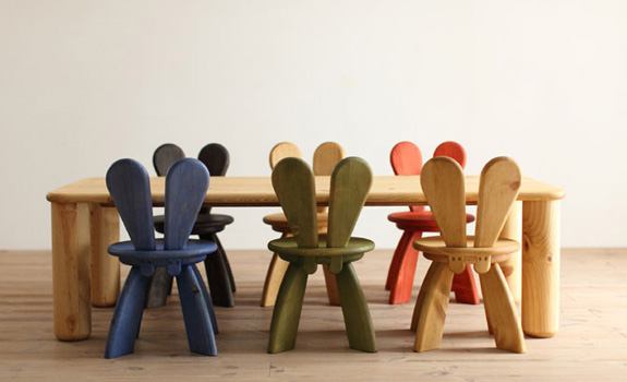 Eco-Friendly Children's Furniture