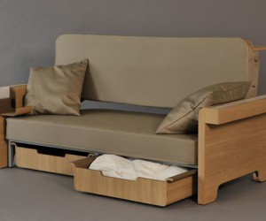 Multifunctional furniture piece to fire up your living room