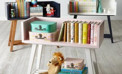 Cute Kid's Bookcases