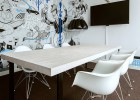 Funky office design for facebook in Poland