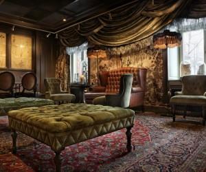 Impressive hotel design: Stora Hotellet Umea, Sweden