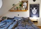 Modern attic apartment by Alvhem  (10)