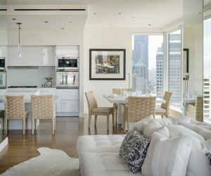Amazing white interiors by Christian Grevstad, Seattle