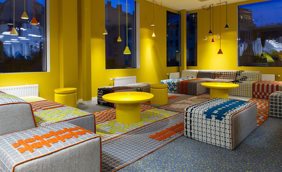 The Innovative Saga of Colorful Office Design – Adorable Home