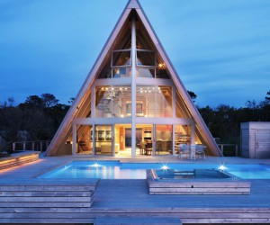 The A to Z of architectural upgrades: luxury beach home, New York