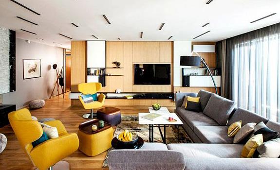 Spacious Modern Apartment