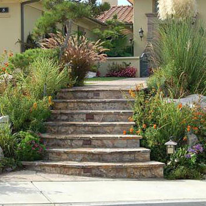 Low maintenance flower bed master lawn service keller for Low maintenance plants for flower beds