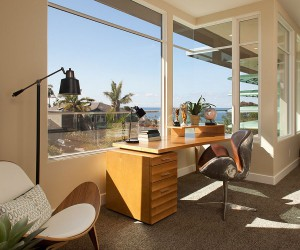 Working up a storm: ideas for a fabulous modern home office