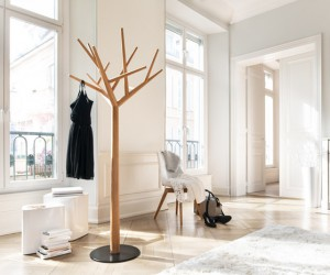The 'Y' creative coat stand from Klybeck