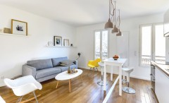 Comfortable Small Flat in the Big City of Paris