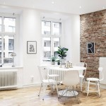 Modern Urban Apartment In Sweden Adorable Home