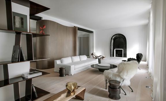 Amazing Apartment Interior In Paris
