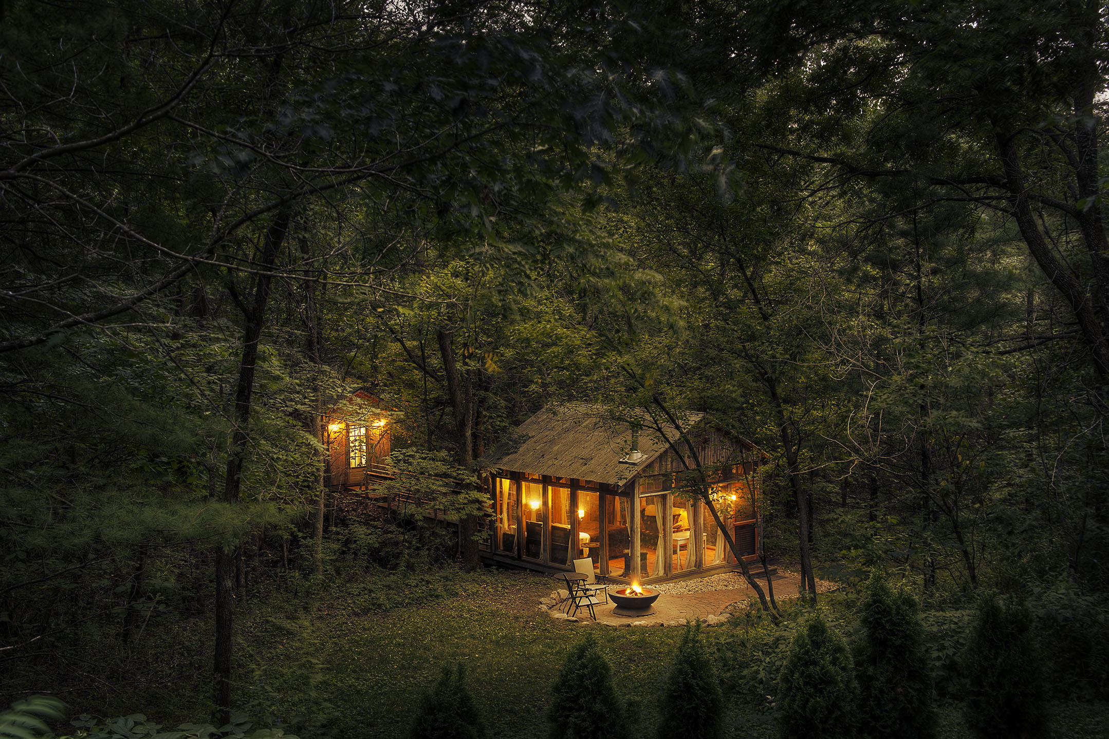Dream house in the woods amazing cabins adorable home - The house in the woods ...