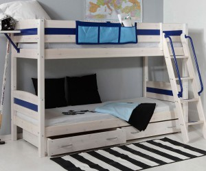 Adorable children bunk beds