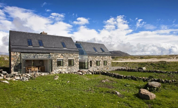 Modern Stone Cottage In Ireland Adorable Home
