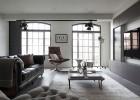 Industrialized musings contemporary loft in Soho London
