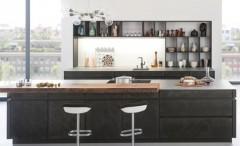 Minimalist Kitchen Design from LEICHT