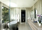 The ultra luxury design of the trousdale estates contemporary house