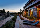 The stunning Balsam Residence by John Henshaw Architect Inc