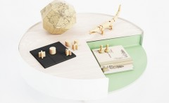 Contemporary Coffee Table From Polit