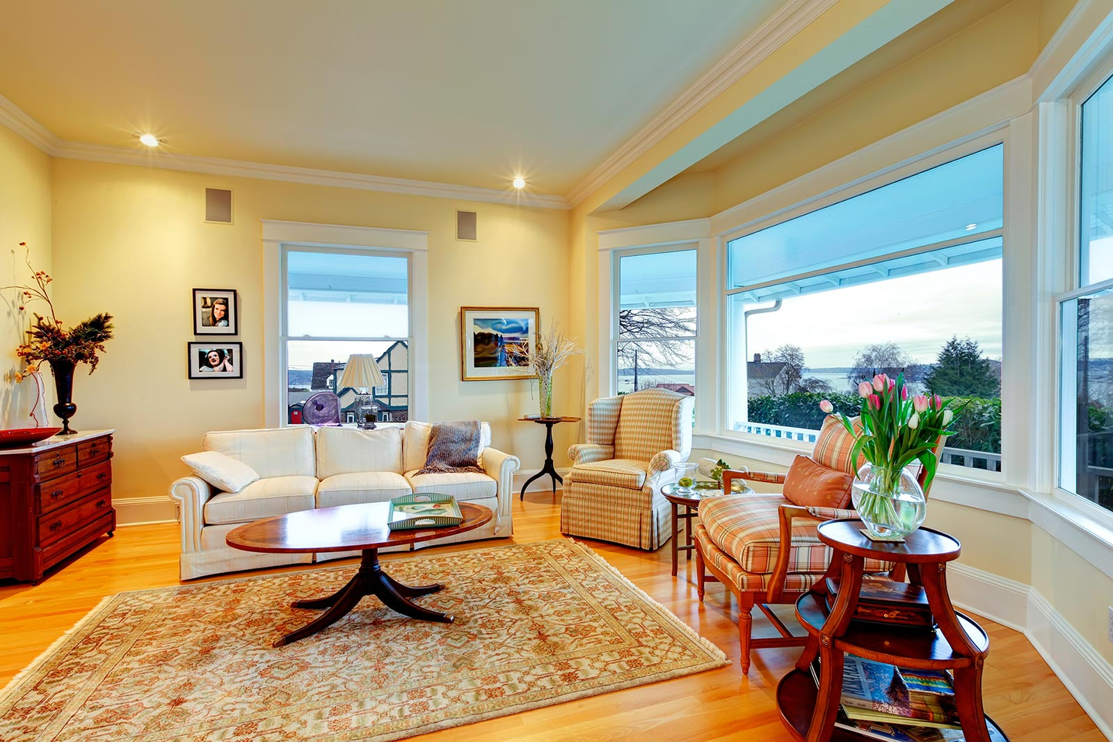 Easily Create a Living Room Worth Living In