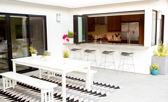 summer patios ideas for the contemporary home