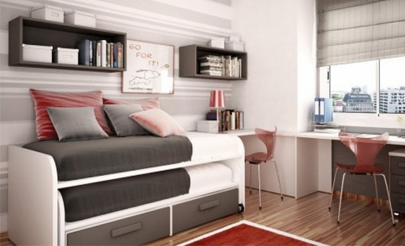Trundle Beds: Fitting Big Needs in Small Spaces