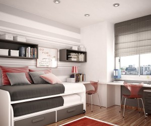 Trundle beds – fitting big needs in small spaces