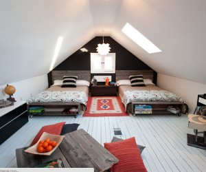 10 Amazing Bedrooms with Skylights