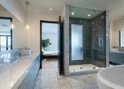 Grey Tiled Bathrooms  (5)