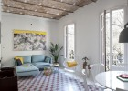 Tyche Apartment Pastel Interiors and a Romance with the Past (2)