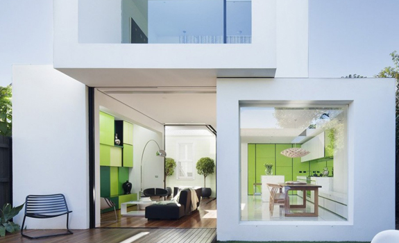 Modern Fresh Home In Melbourne
