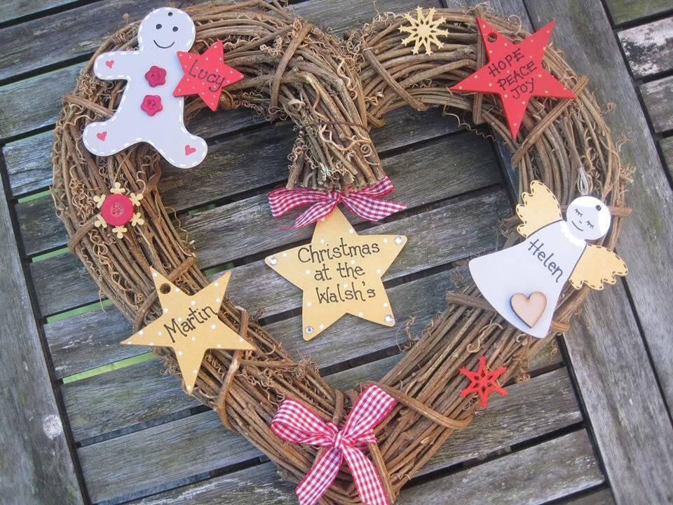 Lovely Christmas Wreath