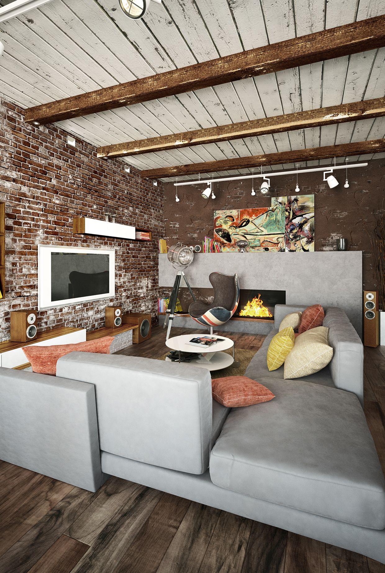 Inspirations in Modern Family House Design – dorable Home - ^