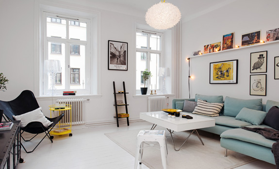 scandinavian interior design | adorable home